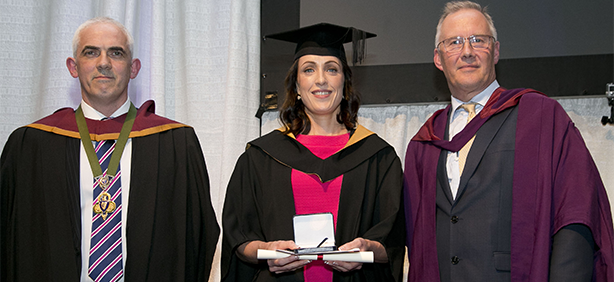 New McGovern Medal recognises outstanding educational achievement