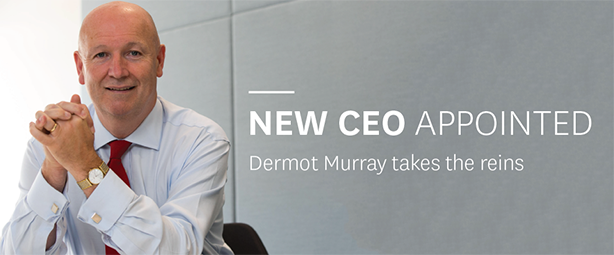 Dermot Murray takes the reins as CEO of The Insurance Institute