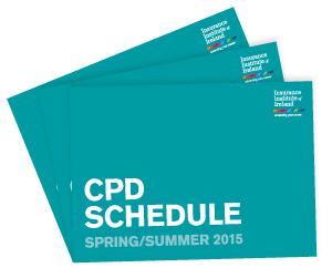 CPD Schedule Spring Summer 2015