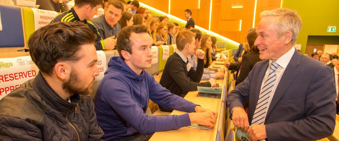Ireland's newest apprentices begin landmark insurance education journey