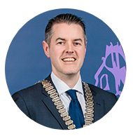 The Insurance Institute of Sligo - Conor O'Brien - President