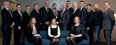 The Insurance Institute of Dublin Council