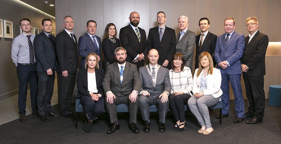 The Insurance Institute of Dublin - Council 2016-2017
