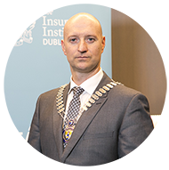 The Insurance Institute of Dublin - Patrick Brennan - President
