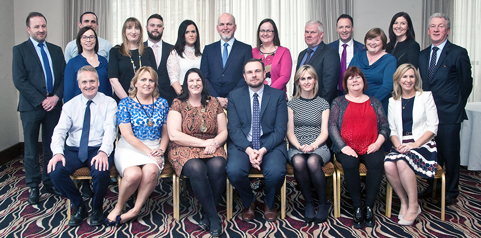 The Insurance Institute of Galway Council 2016-2017