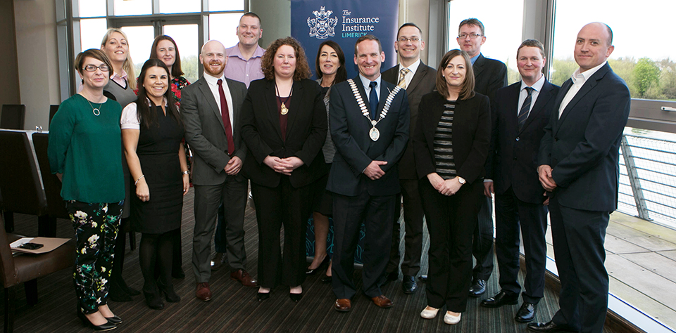 The Insurance Institute of Limerick Council 2016-2017