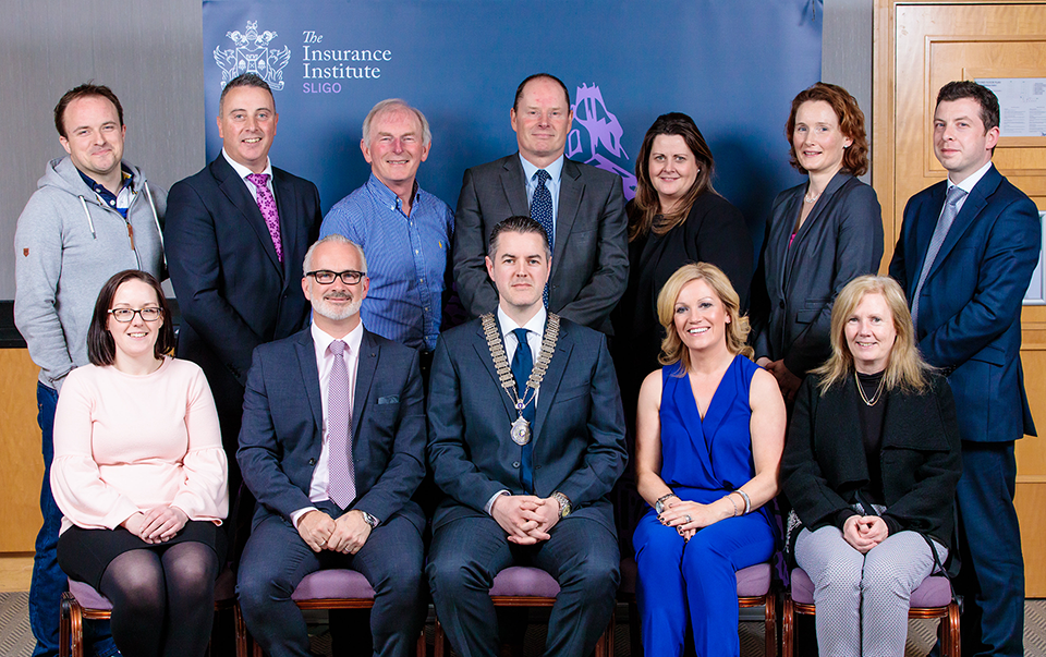 The Insurance Institute of Sligo Council 2016-2017