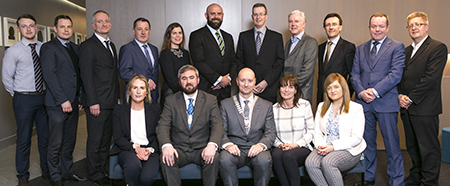 Insurance Institute of Dublin Council 2017_2018