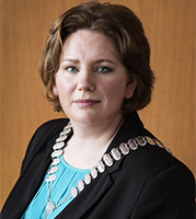 Martina Healy - President, The Insurance Institute of Limerick