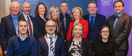 The Insurance Institute of Sligo Council 2016-17