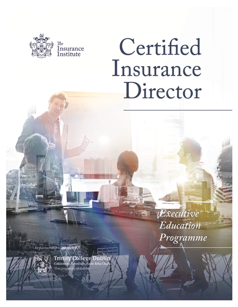 Certified Insurance Director Guide